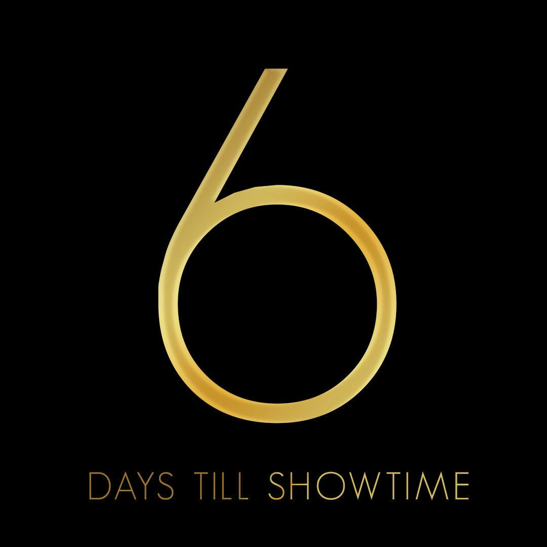 6 DAYS 'TIL SHOWTIME!✨ Join us at the @MSTheater on September 25th for @QuincyDJones's BIRTHDAY CELEBRATION! #Q85Tour Tickets avaliable at: bit.ly/Q85Concert