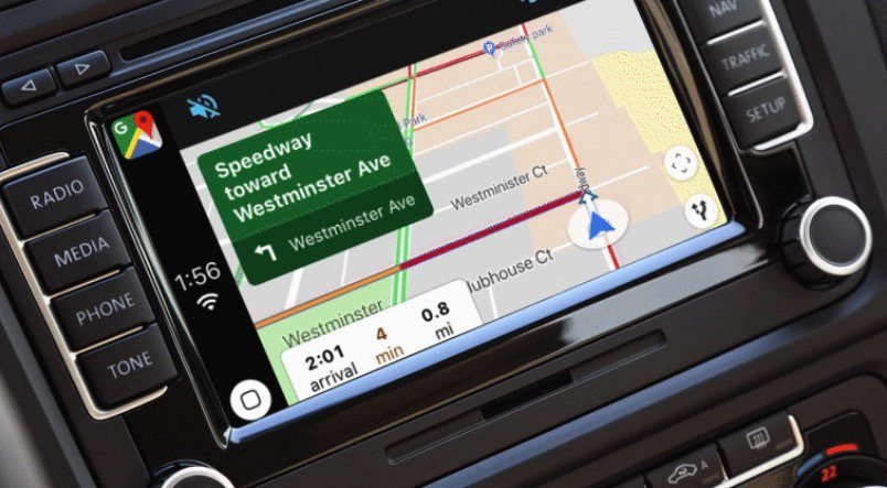 Google Maps Comes to CarPlay in Latest Update https://t.co/2ZjKjC7qXe