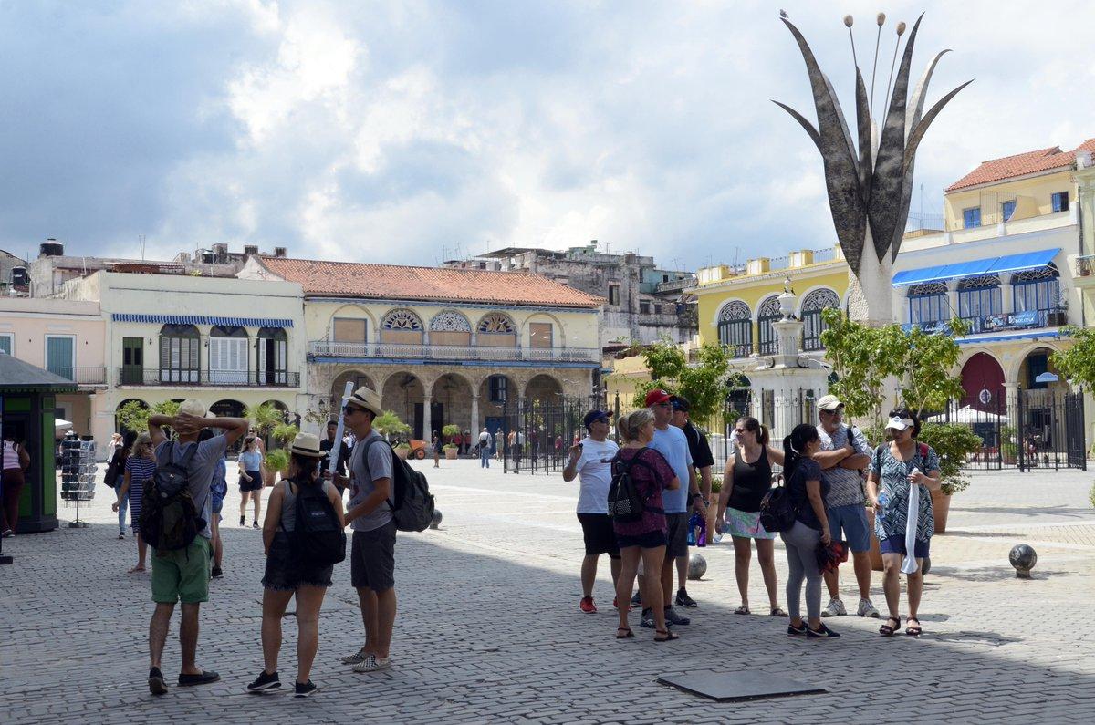 Cuba romperá su récord en arribo de turistas