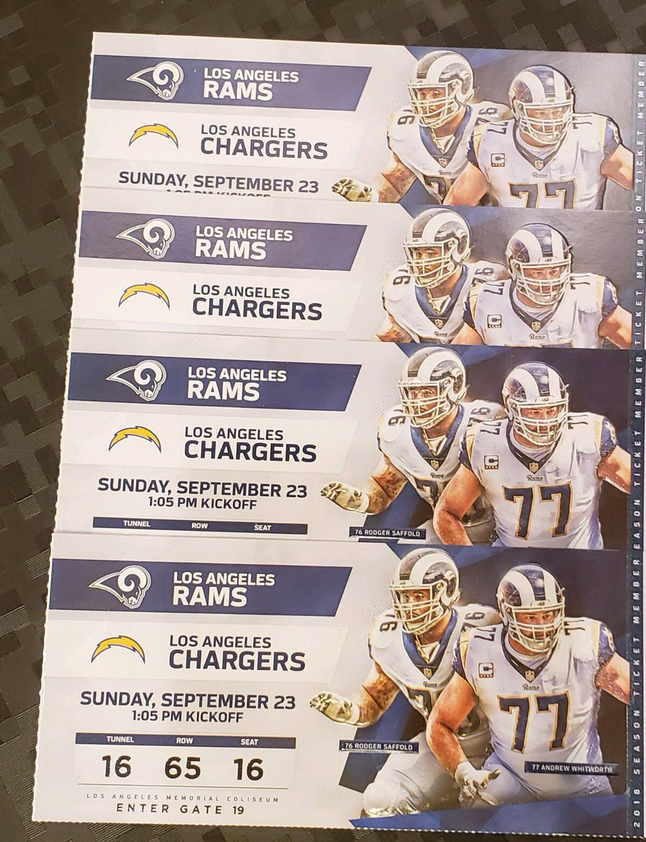 Battle of Los Angeles tickets up for grabs!  RT & Comment for a chance to win. #Madden19