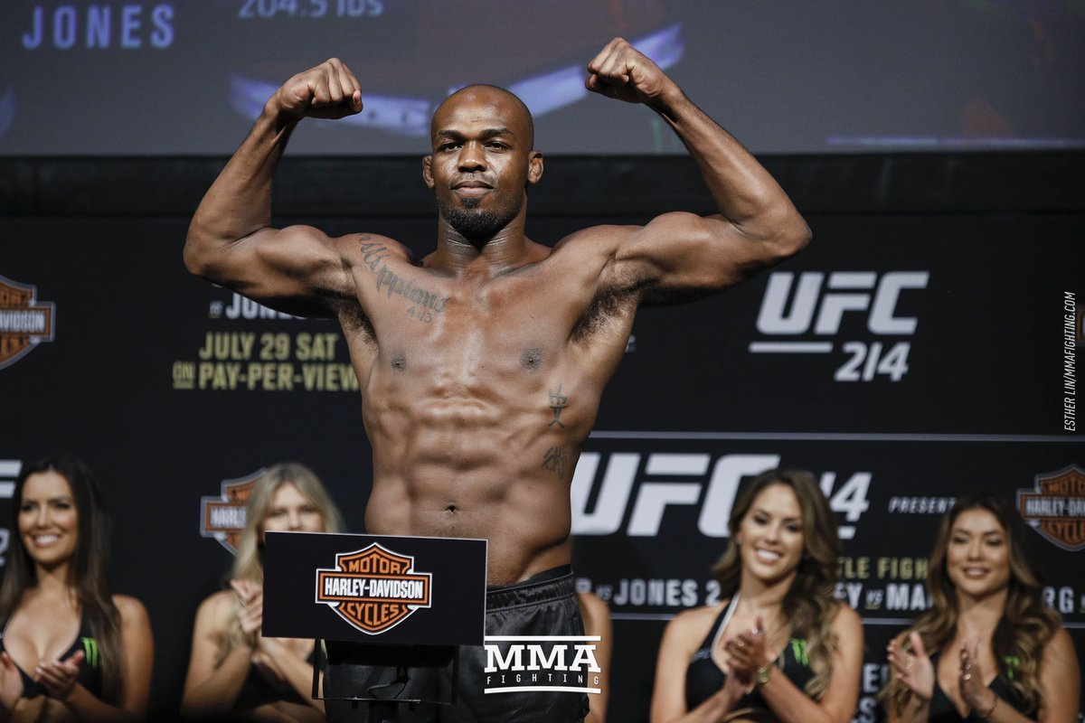 Jon Jones given 15-month suspension after arbitration in USADA case https://t.co/NK5iGK1cCW