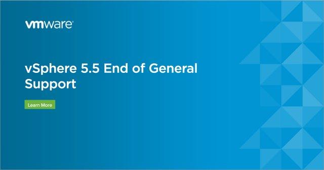 Acabou... mas quem precisa dele mais? A versão 6.5 (ou 6.7) está super consolidada e recheada de melhorias, funcionalidades e performance! Upgrade urgente para quem ficou para última hora!!! Conte conosco! #itone #vmware #vsphere65 http://bit.ly/2xo1E5V