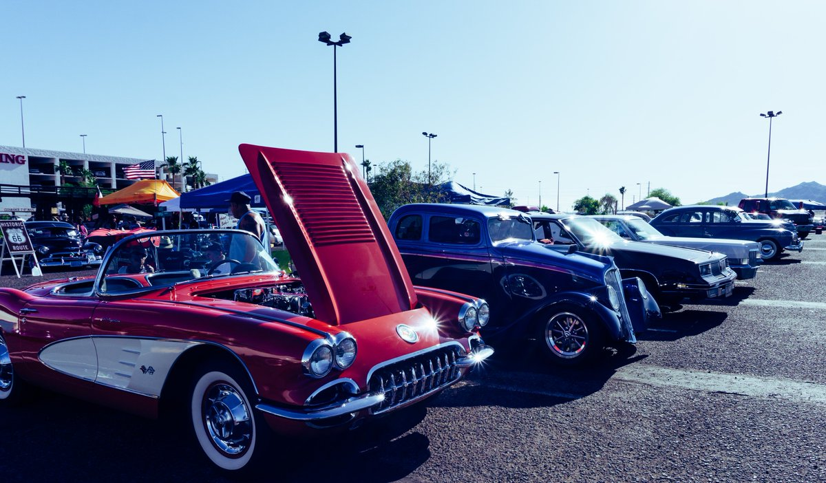 Tropicana Laughlin On Twitter Get Your Cars Ready For Our Viva - Laughlin car show 2018