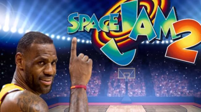 'Space Jam 2', que terá LeBron James como protagonista, anuncia produtor https://t.co/VZTohQDhwB