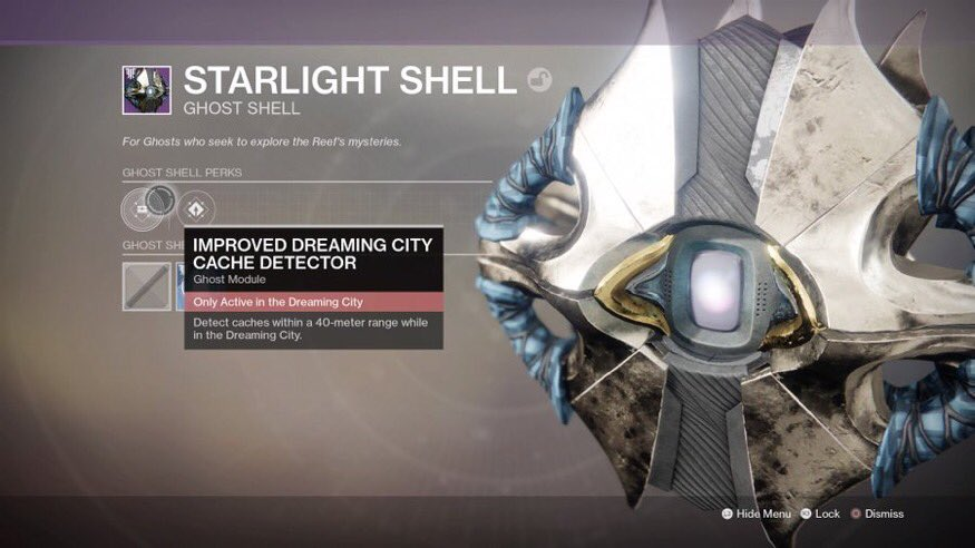 Mesa Sean On Twitter Are There Any Ghost Shells That Detect Chests