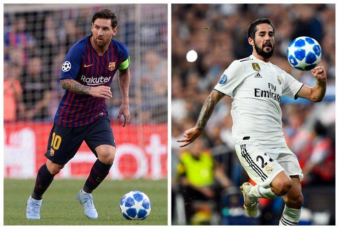 Barcelona y Real Madrid: los opuestos que se atraen en la Champions League Photo