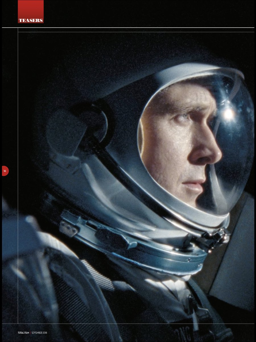 #MagArticle 🗞 This is the Article about the movie #FirstMan on Total Film September Issue ✨ #RyanGosling