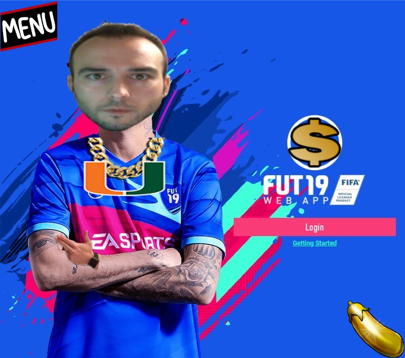 LIVE! Fifa is back baby! #Fut #Fifa19 Twitch.tv/pistolpete2506