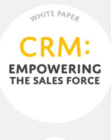 [#Whitepaper] #CRM Empowering the #Sales Force on @PipelinerCRM >> https://t.co/TRFVKuygmg https://t.co/GDCA3tK5zU