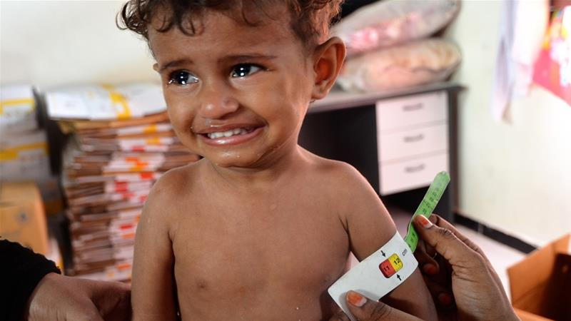 'Killing a generation'  Five million Yemeni children face famine https://t.co/5sVPDrCbnA https://t.co/SPJRha8UNh