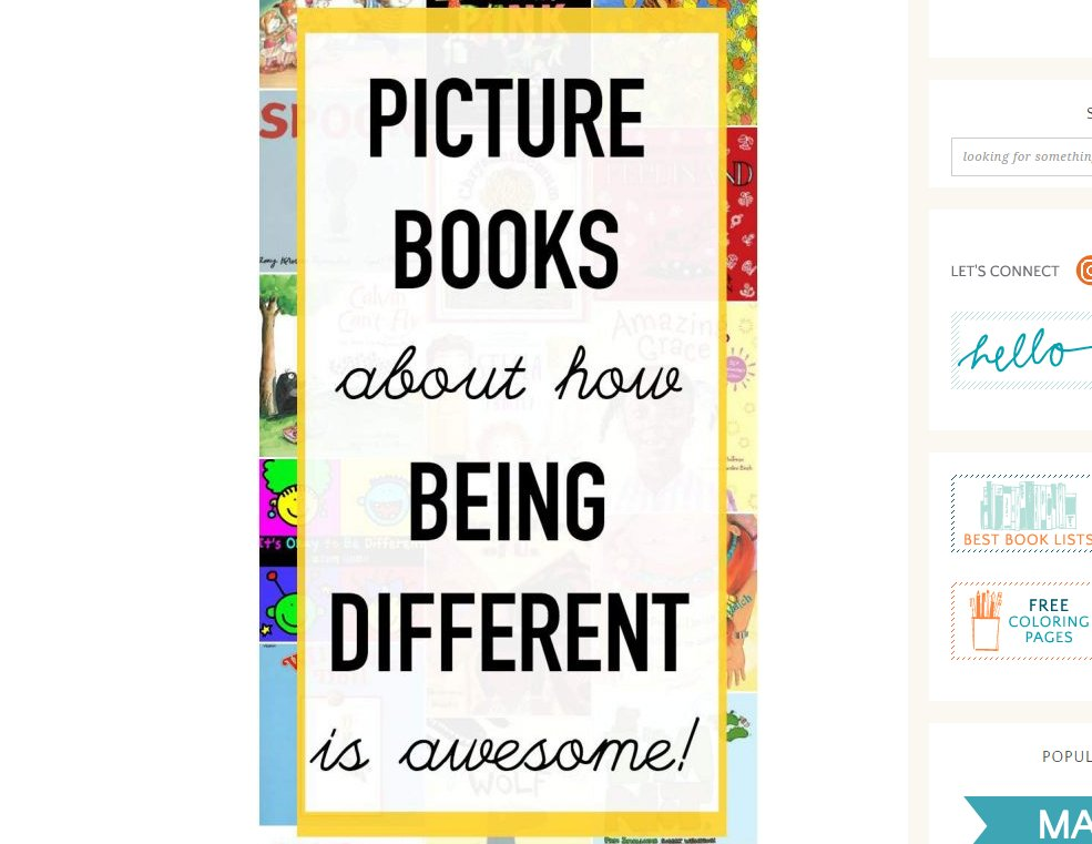 test Twitter Media - BOOST SELF-ESTEEM WITH CHILDREN'S BOOKS ABOUT BEING DIFFERENT: #SEL https://t.co/yQmDHalfqK https://t.co/cUJvdfPbLu