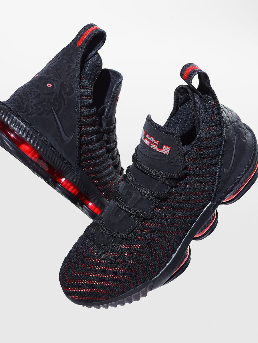 32f929af9bd9 the nike lebron 16 fresh bred launches now i wanted to get a little faster  ride