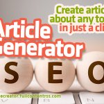 SEO ARTICLE GENERATOR! Create articles on any topic in a click!  * 6 Best Practices for Real Estate Social Media #Marketing in 2020 #seo #blogging https://t.co/yMLvlBd5Zs