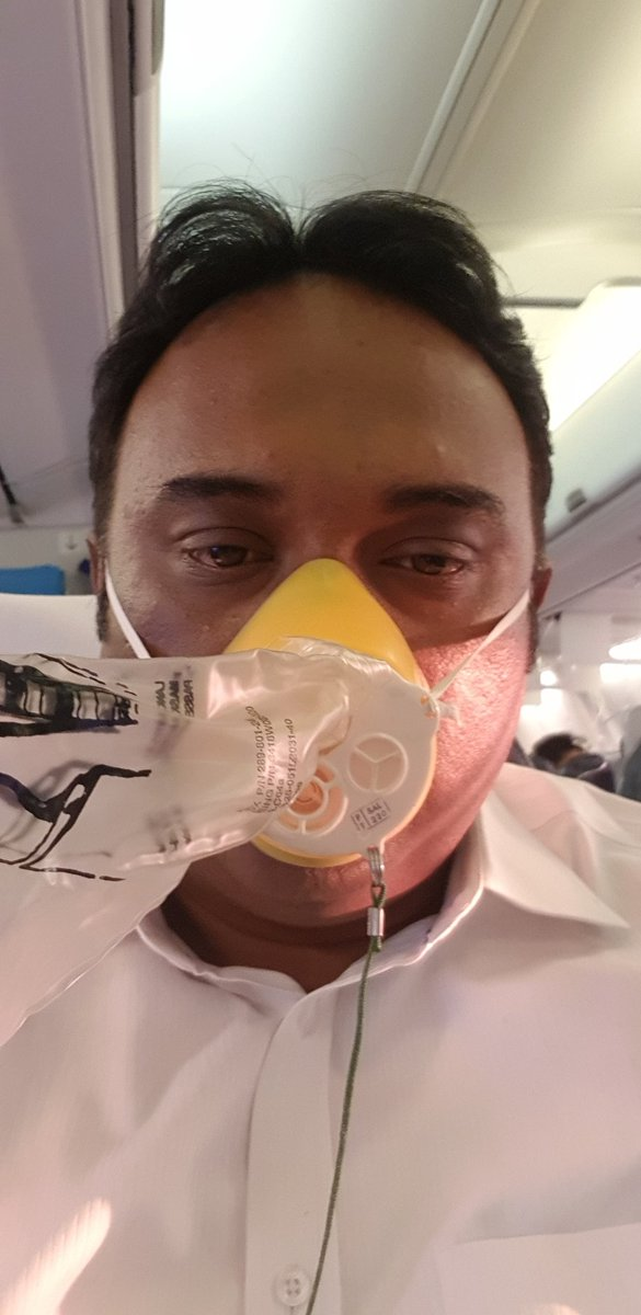 30 Airline Passengers Began to Bleed From Their Noses and Ears. All Because of 1 Careless Crew Decision