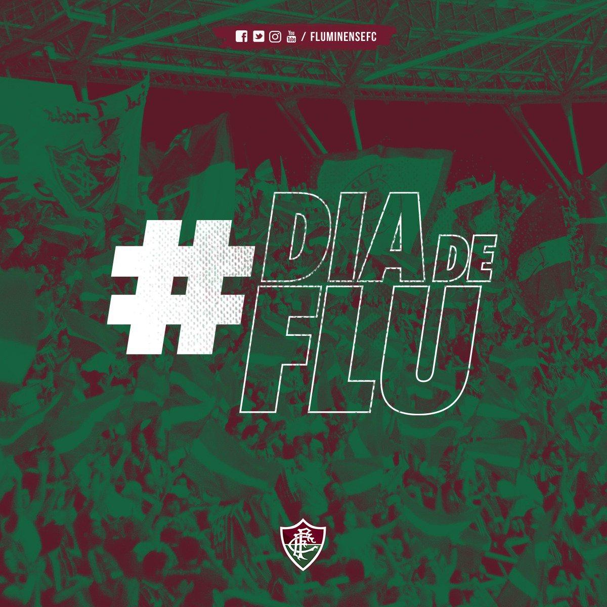 Fluminense F.C.'s photo on #DiaDeFlu