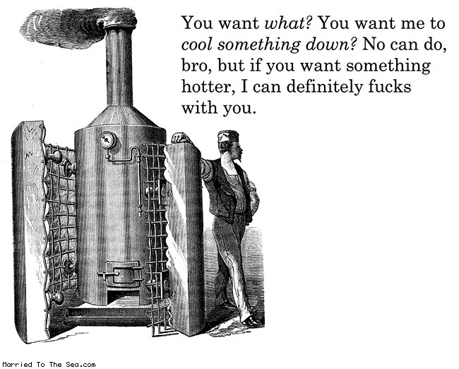 You want what. Read the 4623 other Married To The Sea cartoons at https://t.co/OkxyUcyKPr https://t.co/MggYlqapZt