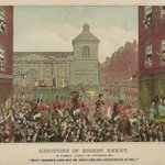 20 Sep 1803: Irish Republican Robert Emmet was hanged & beheaded by the British for resisting colonial oppression.