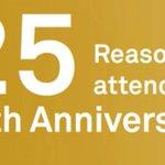 Image for the Tweet beginning: #AfricaOilWeek celebrates its 25-year #anniversary