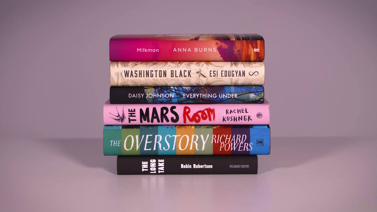Man Booker Prize's photo on Man Booker