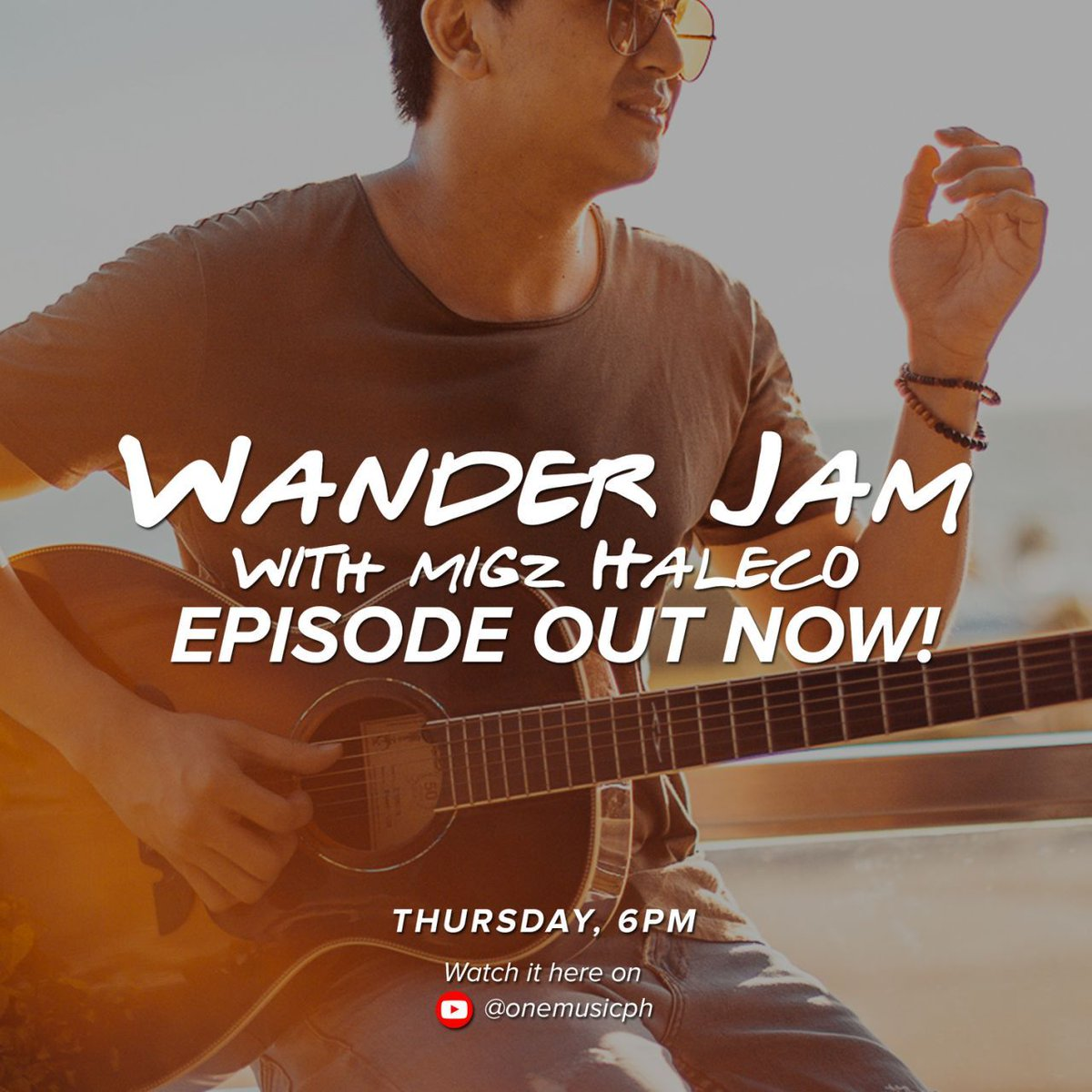 HER NAME IS YLONA GARCIA. Catch @ylona_garcia alongside @migzhaleco on another episode of #WanderJam right here: buff.ly/2ppqxd8