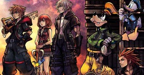 Kingdom Hearts 3 box art and new images revealed https://t.co/IZuwmypMjV