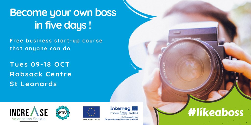 Becoming your own boss is possible! Join our free short business course on Tues 09 October @FSNHastings @optivohomes @hey_hastings @EastSussexCC @LocateESussex @JCPinEastSussex @ryesussex #BeYourOwnBoss Make sure to register:  https:// bit.ly/2DgdeFG  &nbsp;  <br>http://pic.twitter.com/YbFaZgZ521