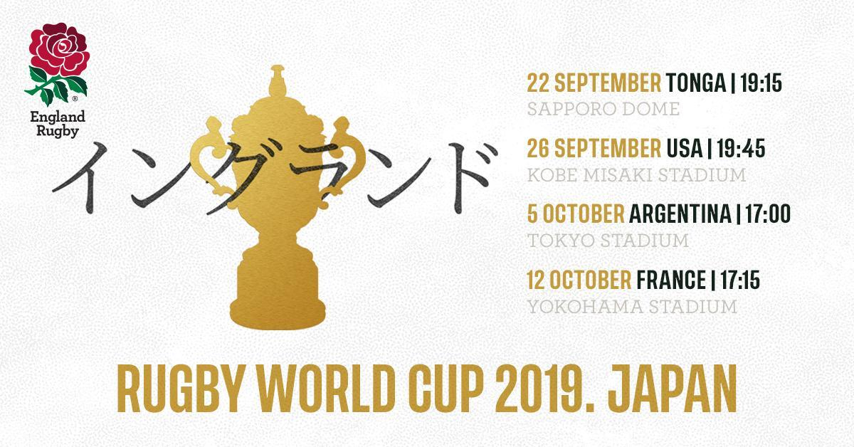 🌏 ONE YEAR TO GO 🌎 From key dates in the build-up, to tickets and coverage on TV, heres what you need to know about #RWC2019: bit.ly/2pkaUns