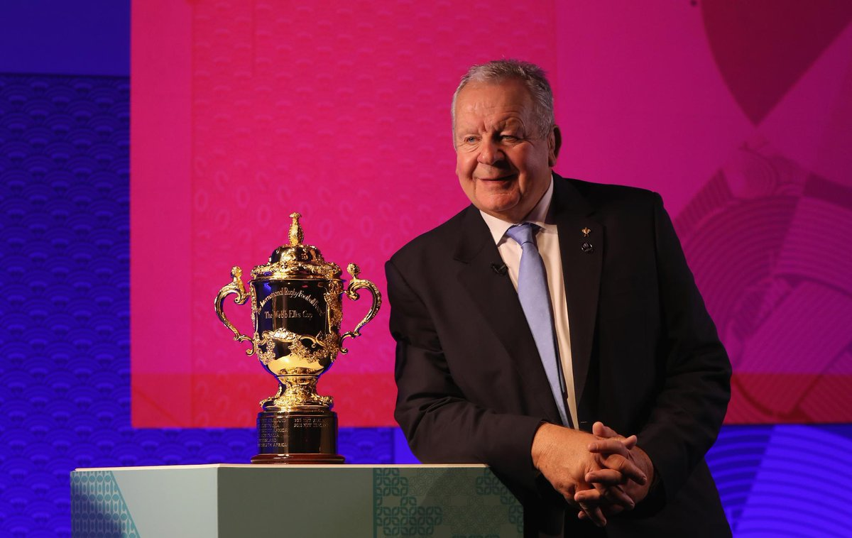 #RWC2019 | Bill Beaumont sets out why he thinks next years showcase tournament in Japan will be the most impactful @rugbyworldcup ever: bit.ly/2pp5zLs
