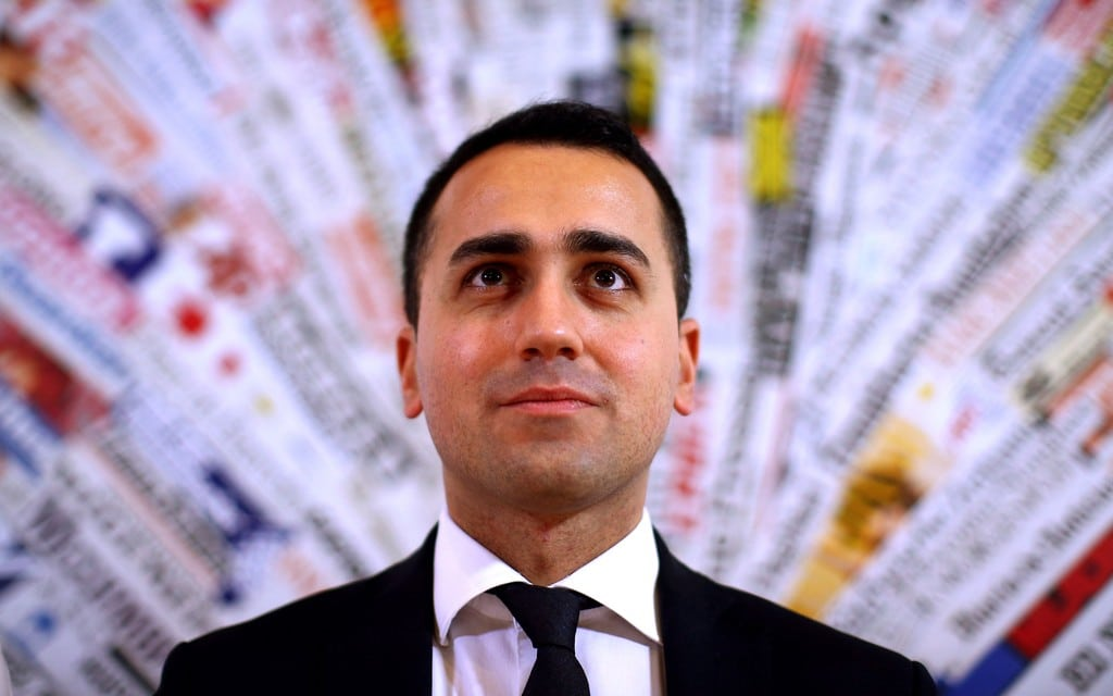 Luigi Di Maio, il ministro del Lavoro.#elezionipolitiche #luigidimaiohttps://bit.ly/2NV85qM  - Ukustom