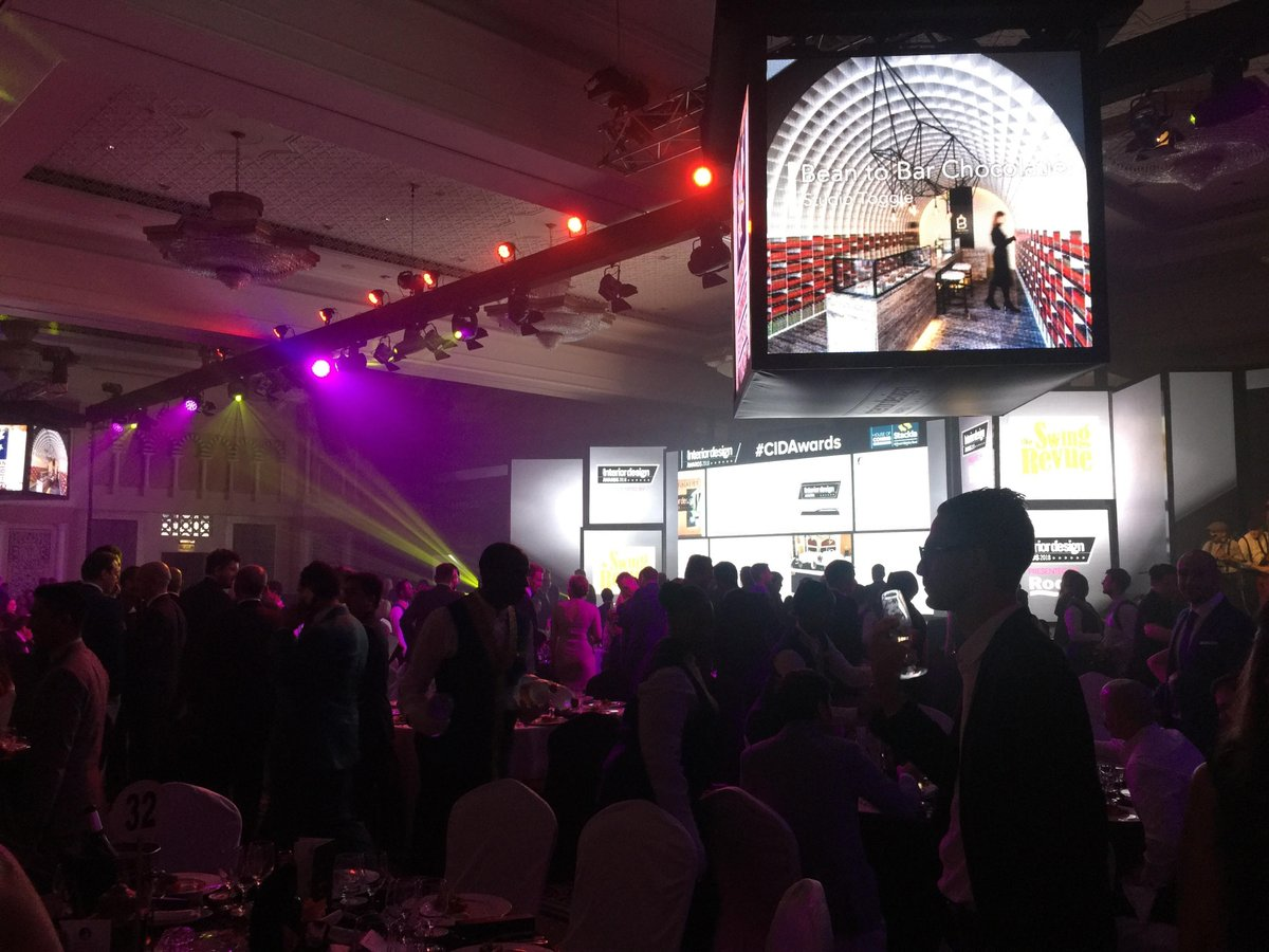 Kaizen Asset Management Services On Twitter Vision Is The Art Of Seeing The Invisible Congratulations To All Winners At The 2018 Commercial Interior Design Awards Middle East Last Night What A Spectacular