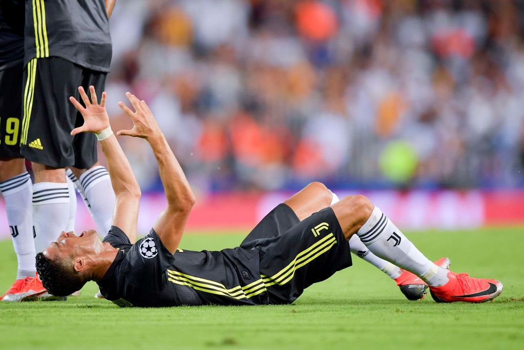 No right to appeal.  And could it get worse for Cristiano after his red card?  The latest: https://t.co/ncVcdUxz4i
