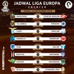 Liga Europa Twitter Photo