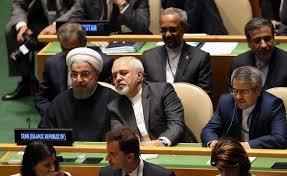 امیدوارم امسال که حضور #روحانی  در #مجمع_عمومی و #نیویورک مصادف با #محرم است، از #عاشورا دیگر درس #دست_دادن و دوستی با #شیطان نگرفته باشد!