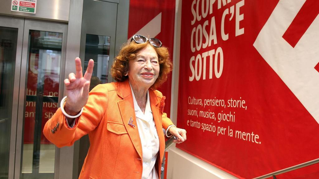 È morta Inge Feltrinelli, regina dell'editoria https://t.co/nvdFwoJUvv