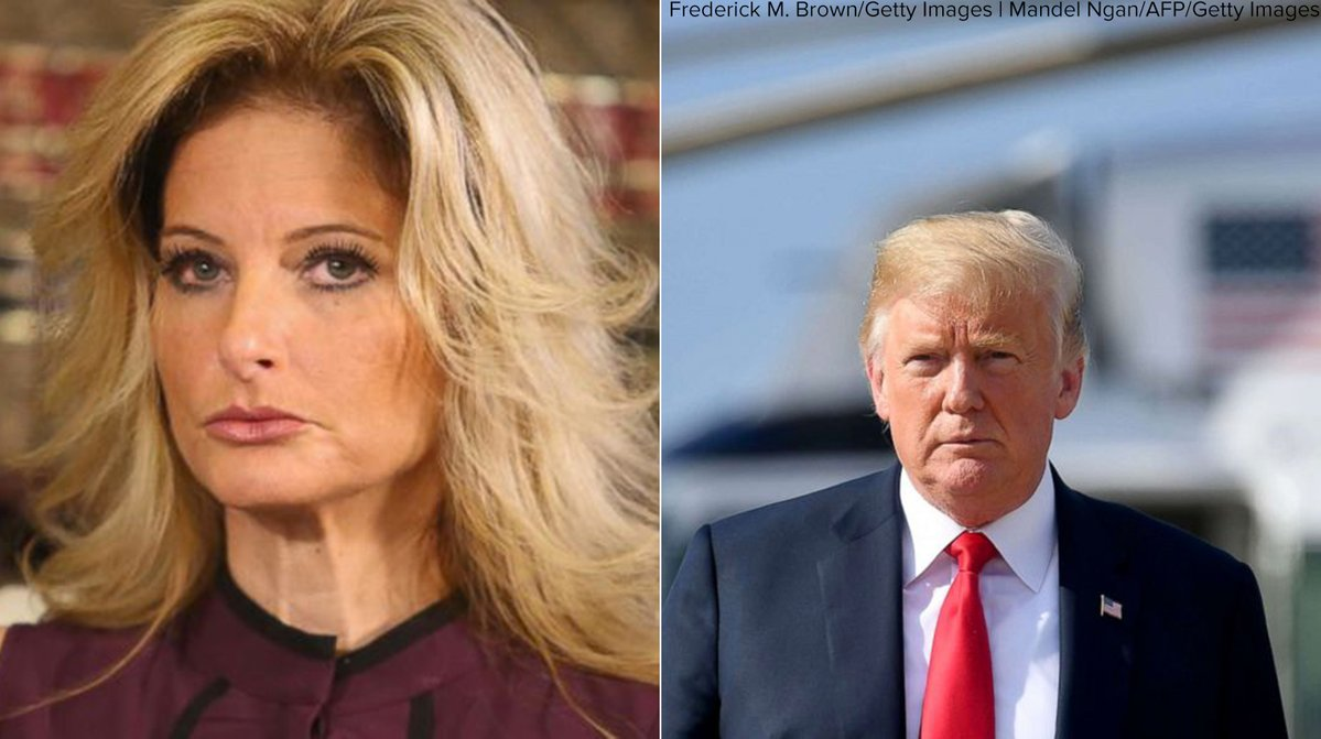 Pres. Trump's legal team accuses Summer Zervos of trying to 'harass' the president. https://t.co/HmYp8e5DUp
