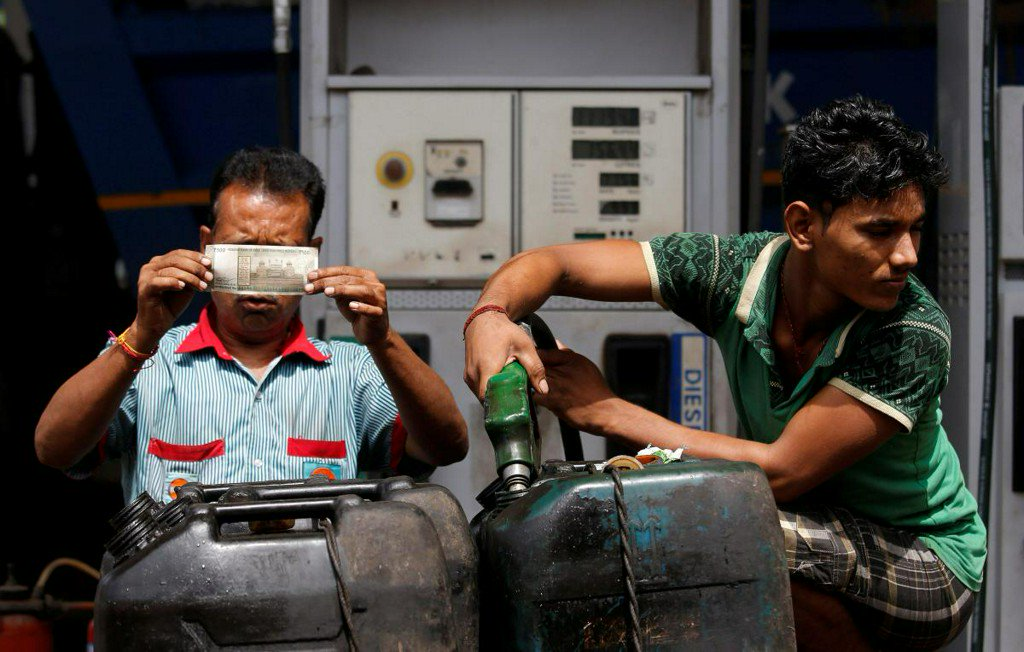 As petrol prices sky-rocket, Indians look for ways to ease the pain https://t.co/OhAKDQFNgg https://t.co/sZAittDM46