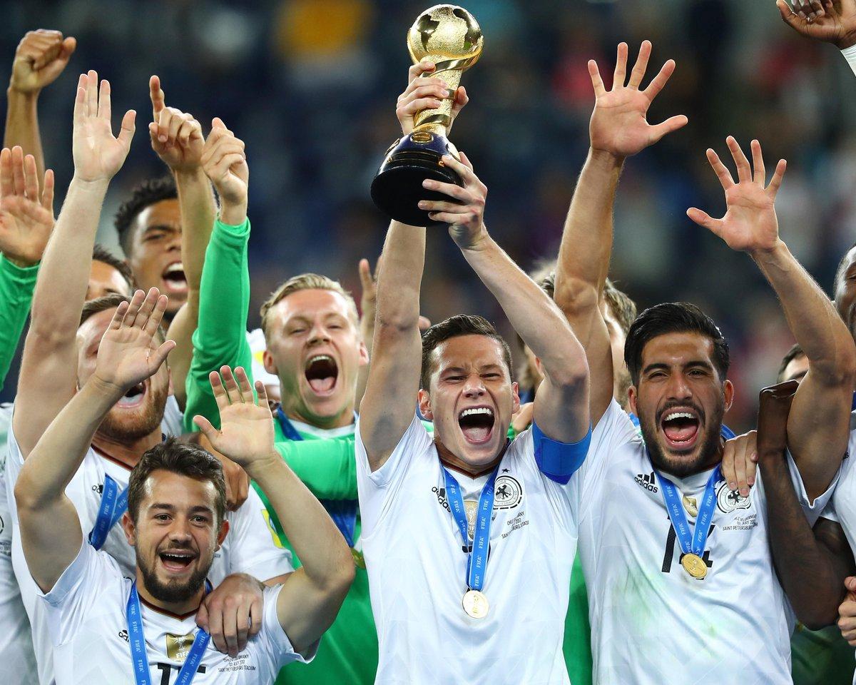 Alles Gute zum Geburtstag, Jule! 🎉 #Draxler #DieMannschaft #Weltmeister #ConfedCupSieger