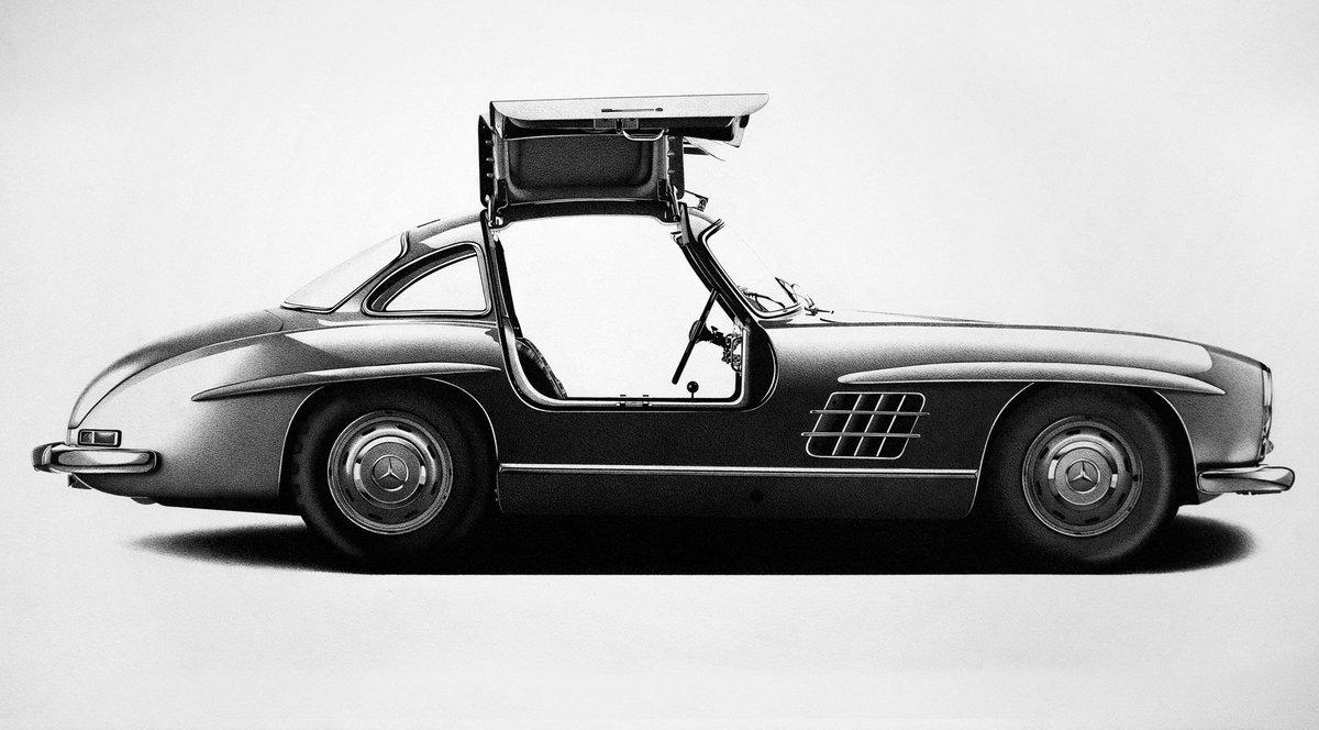 Classic #CarDrawings by #AlessandroPaglia https://t.co/7uA6WDie5N https://t.co/2a7F79cXW1