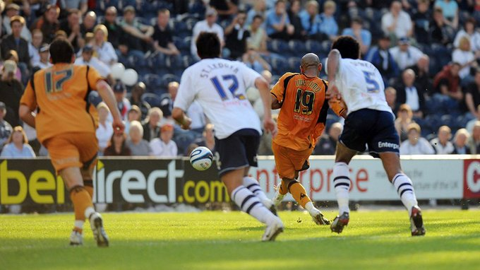 Happy Birthday Chris Iwelumo Check out this brilliant hat-trick