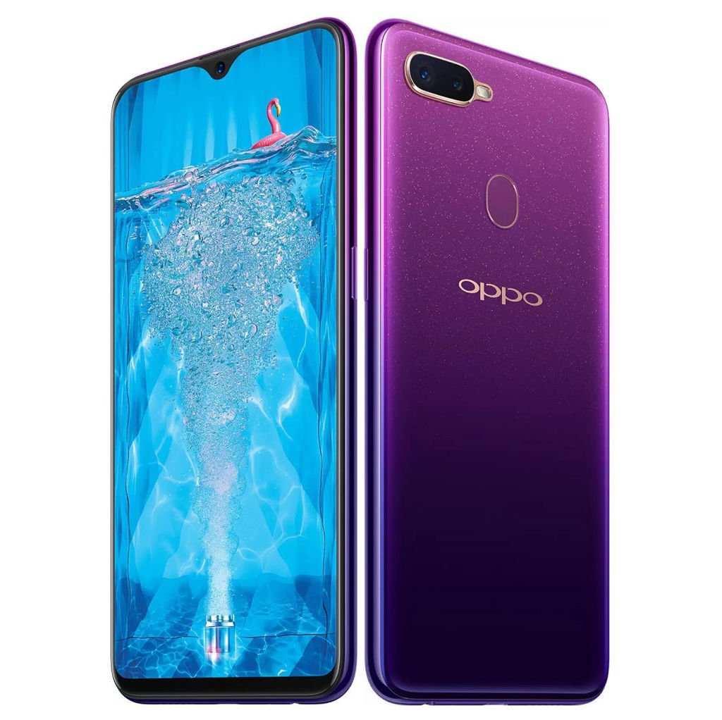 OPPO F9 Pro Starry Purple color variant goes on sale in India 2fa.in/2MMIk7n