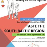 Between Sept 22 and Oct 5 celebrate the #ECD in 5 countries: #Poland, #Sweden, #Denmark, #Germany, and #Lithuania!  22 Sept (from 1 pm) @ Galeria Bałtycka (al. Grunwaldzka 141) in #Gdansk: colouring activities for kids, tasting the South Baltic cuisine, and the quiz! #interreg