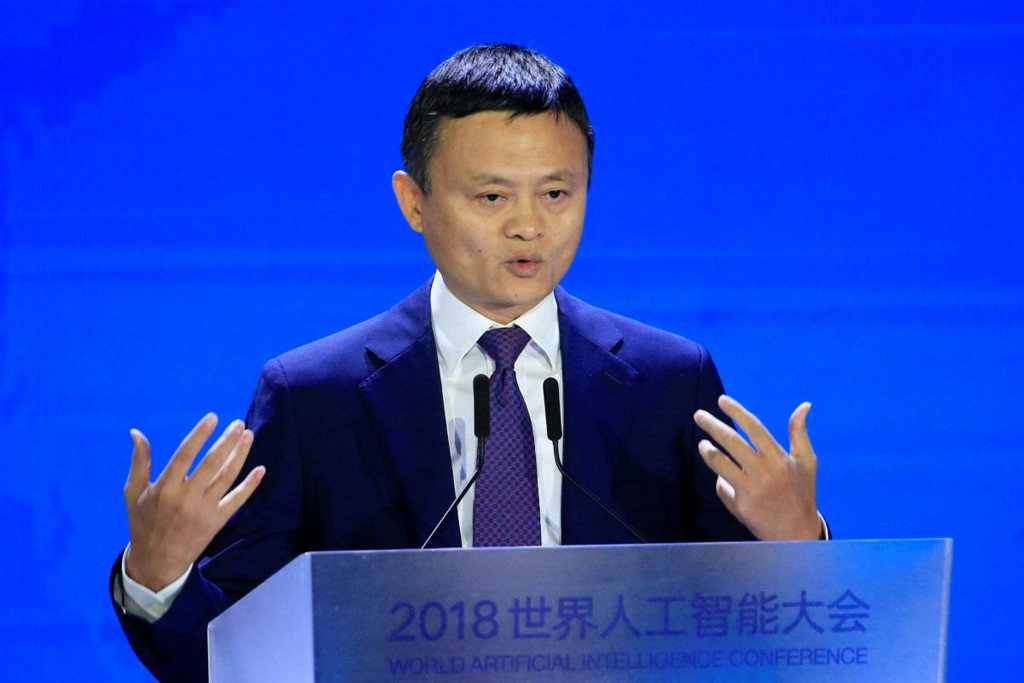 Alibaba's Jack Ma says people should prepare for 20 years of China-U.S. trade war https://t.co/D50KClJojE https://t.co/NaLCTWorKV