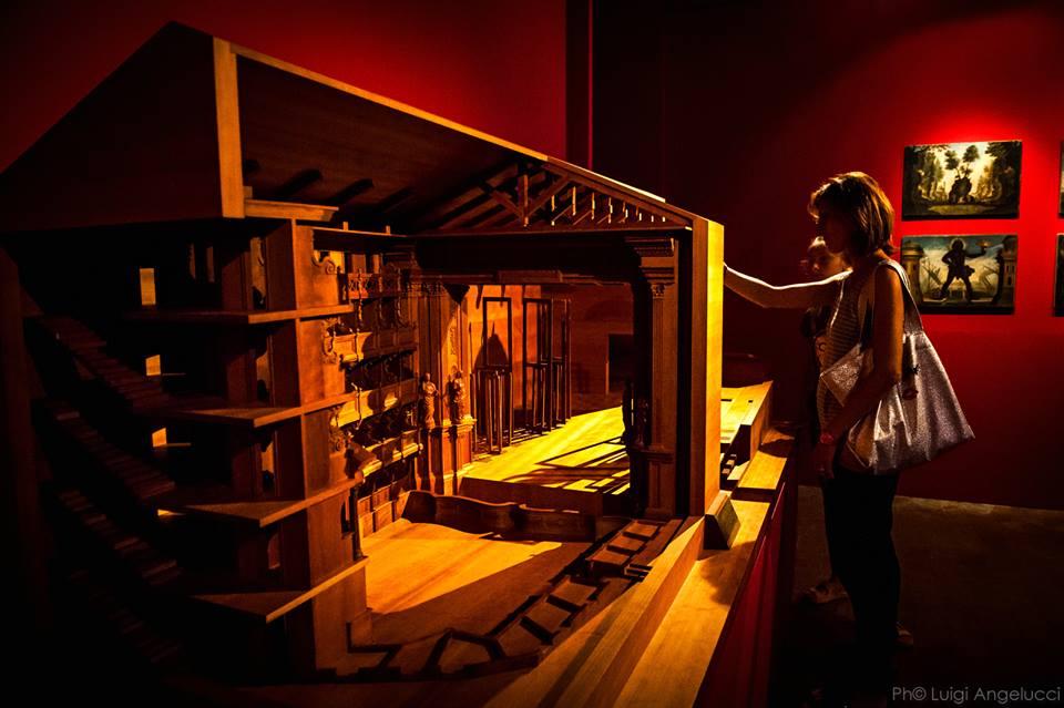 A #Fano la #mostrarossini150 indaga a tutto tondo il rapporto tra #Rossini e il Teatro, dall\