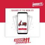 Shake Shake11 Twitter Photo