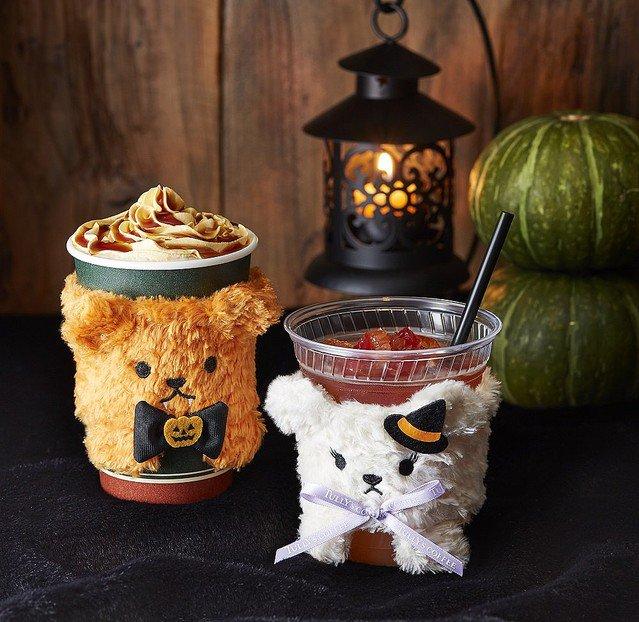 【カワイイ】「ベアフル®スリーブ」第3弾!タリーズ「カラメルパンプキンラテ」が登場 https://t.co/WgycFejpM9  北海道産のかぼちゃが使用されており、甘く豊かな香りを存分に堪能できます。10月3日発売。