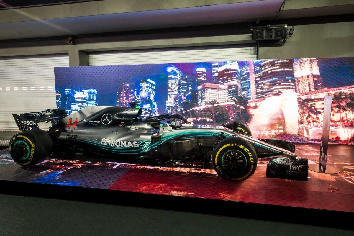La solución que ayudó a Hamilton en Singapur