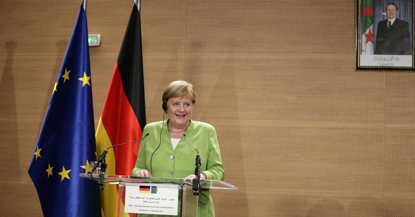 Merkel vuol lasciare la Germania per guidare la Commissione europea https://t.co/KjmMRAK76V