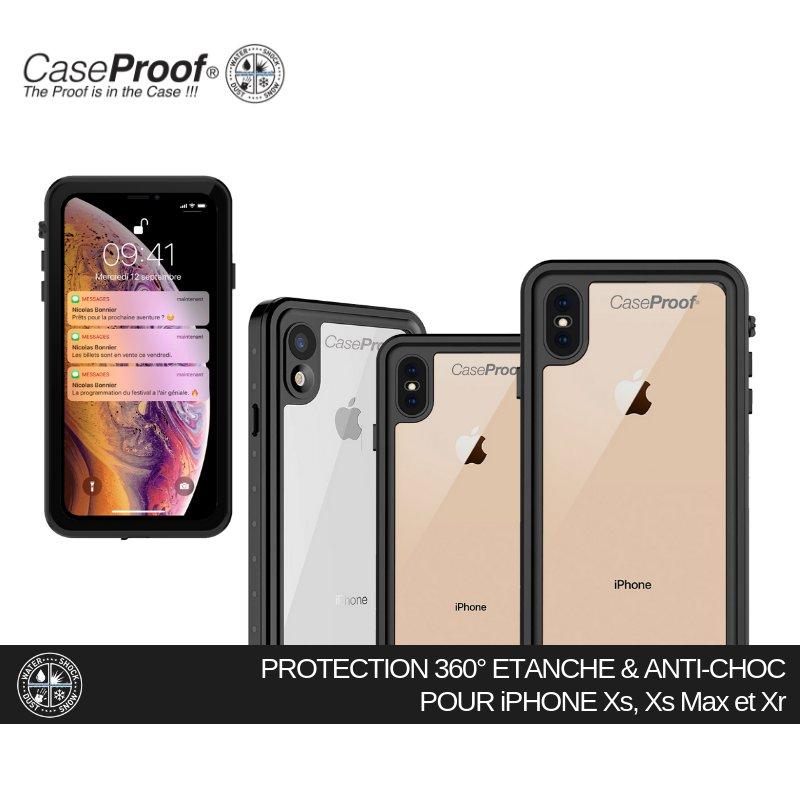 coque iphone xr bijou