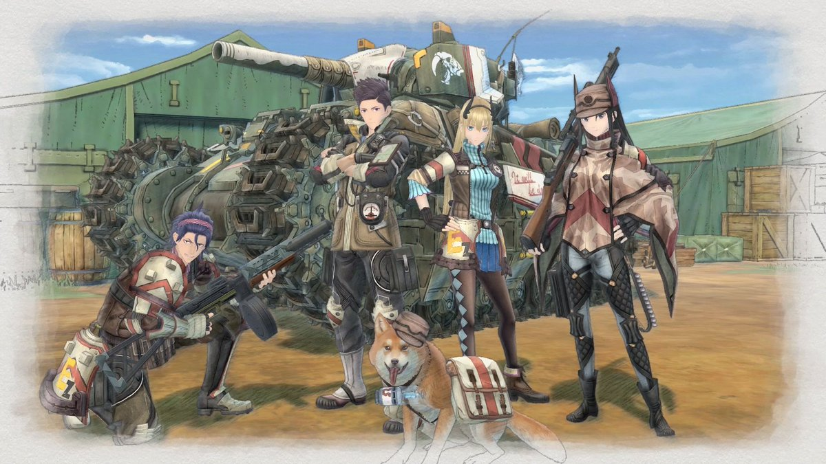 Nintendo eShop adds Valkyria Chronicles 4, Cities: Skylines and more this week. https://t.co/OVs6REbue6