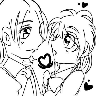 🖤きゅぴ♡@なぎ誕漫画準備中!! (@BUNBUNprecure)さんのイラスト